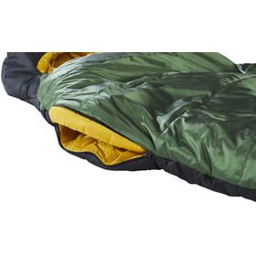 Nordisk Gormsson -2° Mummy Sleeping Bag L, artichoke green/mustard yellow/black